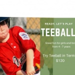 Let's play Teeball!