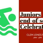 Juniors end-of-season celebration