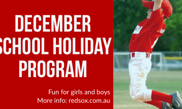 December school holiday program